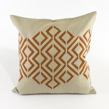 Geo Diamond Pillow Cover