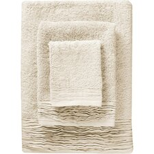 Turkish Cotton Designer 3 Piece Towel Set