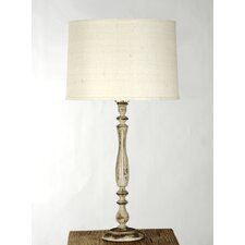 """Maclean 23.5"""" Table Lamp with Empire Shade"""