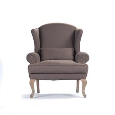 Zacharie Club Chair