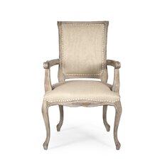 Dijon Fabric Arm Chair