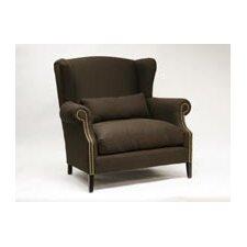 Napoleon Half Wingback Chair