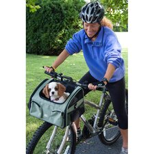 3 in 1 Bike Basket Carrier & Car Seat