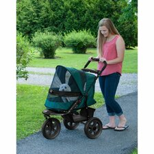 AT3 NO-ZIP Pet Stroller