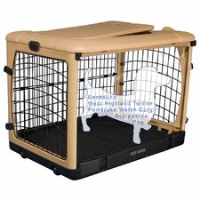 Deluxe Pet Crate II