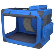 Generation II Deluxe Portable Soft Medium Pet Crate