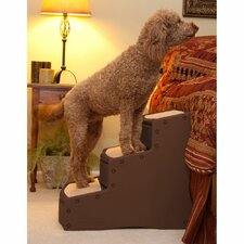 Easy Steps III Extra Wide 3 Step Pet Stair