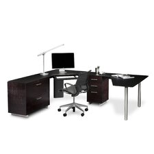 Sequel Corner Computer Desk Group