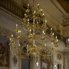Kronleuchter 33-flammig Palladio