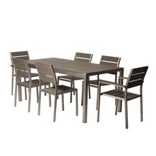 Roy 7 Piece Dining Set