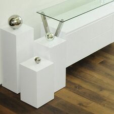 Ibiza 3 Piece Pedestal Set (Set of 3)