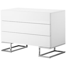 Hunter 3 Drawer Dresser