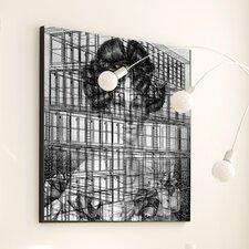 Figurative Auguste Framed Graphic Art
