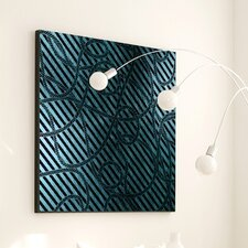 Woven Freestyle Framed Graphic Art