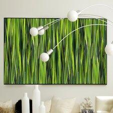 Nature Grass Series #1 Framed Original Painting