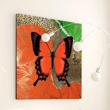 Metamorphosis Lady #2 Framed Graphic Art