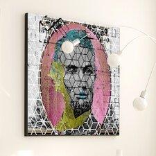 Figurative Funny Money Framed Graphic Art