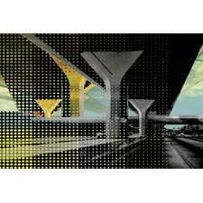 Architecture One Ten Framed Graphic Art on Canvas