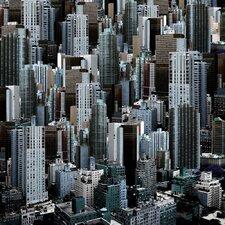 Architecture Deja Vu Framed Photographic Print