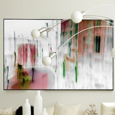 Abstract The Goodwin Framed Graphic Art