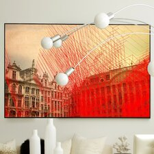 Architecture Big Picture Framed Graphic Art