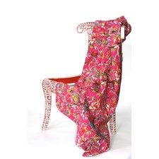 Kantha Floral Cotton Throw