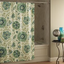 Medallions Shower Curtain