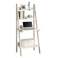 """61"""" Leaning Bookcase"""