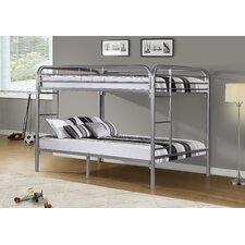 Full over Full Futon Bunk Bed