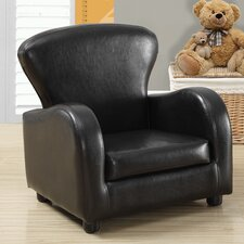 Look Juvenile Kids Faux leather Club Chair