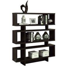 """55"""" Accent Shelves Bookcase"""