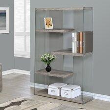 """60"""" Accent Shelves Bookcase"""