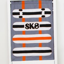 Vorhang Skater