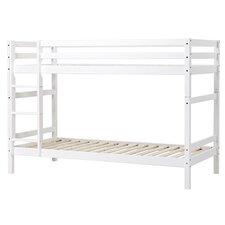 Etagenbett Basic mit Leiter, 90 x 200 cm