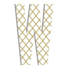Trellis Hanging Initials