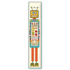 The Kids Room Robot Growth Chart