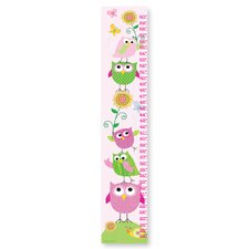 The Kids Room Owls Growth Chart