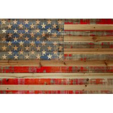 American Dream Painting Print