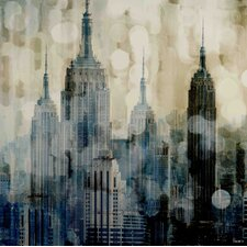 Empire Painting Print on Canvas