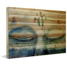 Meditation Painting Print