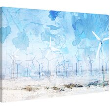 San Andreas by Parvez Taj Graphic Art on Wrapped Canvas