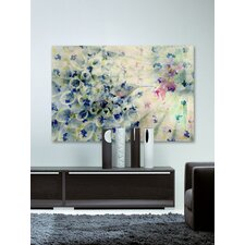 Humming Art Print on Premium Canvas