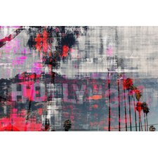 Hollywood Dreams - Art Print on Premium Wrapped Canvas