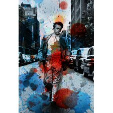 James Dean NYC - Art Print on Premium Wrapped Canvas