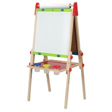 Marker Tray Adjustable Double Sided Board Easel