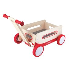 Classic Wooden Wagon