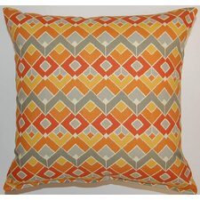 Fleet Cotton Throw Pillow