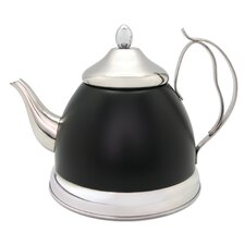 2-Qt Stainless Steel Stovetop Tea Kettle