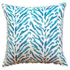 Reef Knife Edge Cotton Throw Pillow (Set of 2)