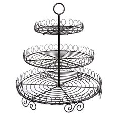 3 Tier Cup Cake Stand